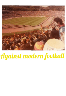 maglietta against modern football