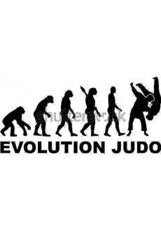 maglietta Evolution Judo