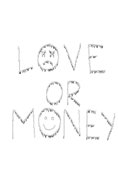 maglietta love or money 2