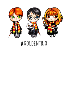 maglietta the Golden trio