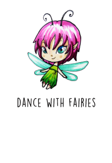 maglietta Dance with fairies