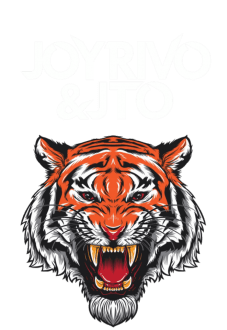 maglietta Joy Rivo & Jto Tiger Head