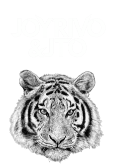 maglietta Joy Rivo & Jto Original Tiger