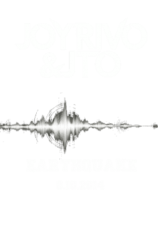 maglietta Joy Rivo & Jto Earthquake release
