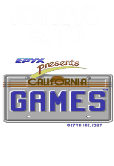 maglietta Joy Rivo & Jto California