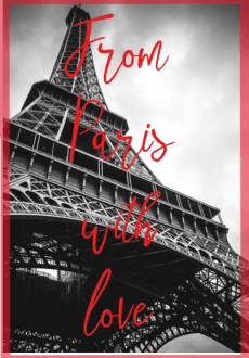 maglietta from paris with love