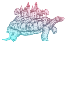 maglietta turtle-village 3