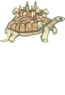 maglietta Turtle-village 4
