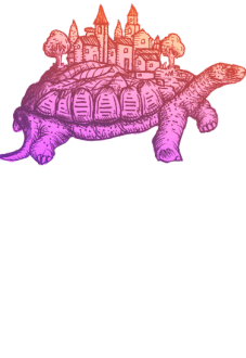 maglietta Turtle-village 5