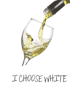 maglietta I choose white