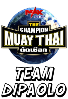 maglietta The champion Max Muay Thai