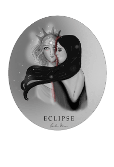 maglietta Eclipse - circle version