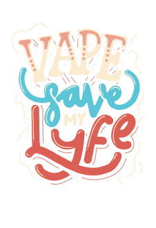 maglietta VAPE SAVE MY LIFE