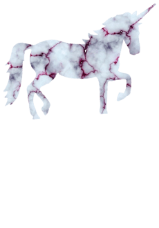 maglietta unicorn blood