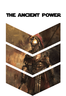 maglietta the ancient power