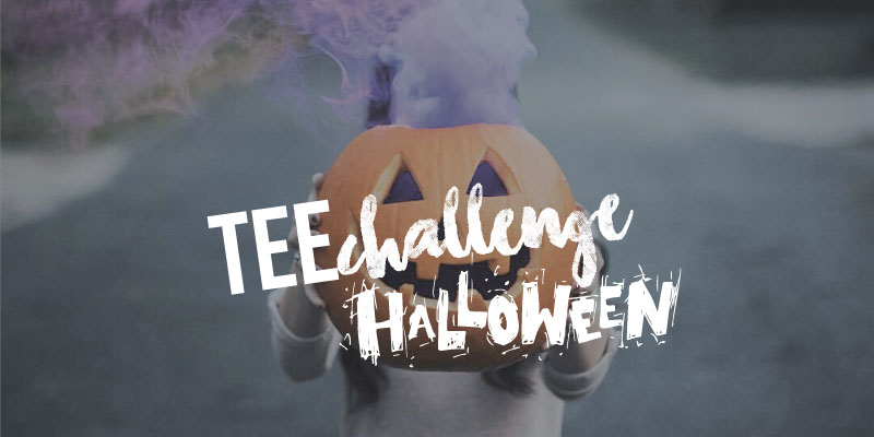 halloween t-shirt teeser blog vinci contest