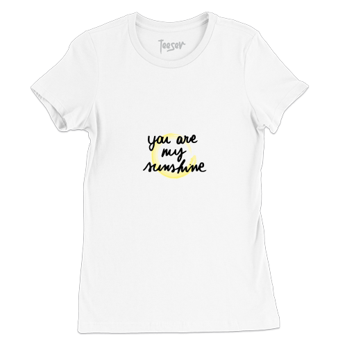 maglietta frase